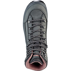 Lowa Renegade GTX Mid Shoes Women, graphite/rosé